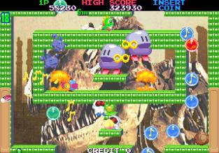 Bubble Memories Arcade 089