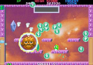 Bubble Memories Arcade 100