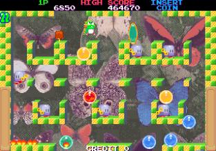 Bubble Memories Arcade 111