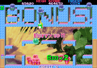 Bubble Memories Arcade 130