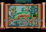 Castlevania - Bloodlines Megadrive 006