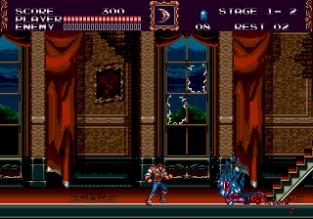 Castlevania - Bloodlines Megadrive 012