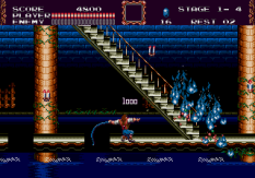 Castlevania - Bloodlines Megadrive 021
