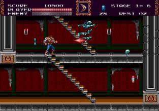 Castlevania - Bloodlines Megadrive 031