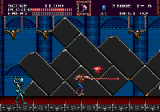 Castlevania - Bloodlines Megadrive 032