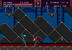 Castlevania - Bloodlines Megadrive 033