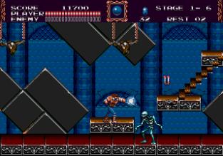 Castlevania - Bloodlines Megadrive 034