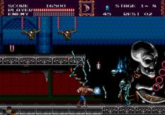 Castlevania - Bloodlines Megadrive 043
