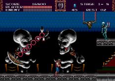 Castlevania - Bloodlines Megadrive 044
