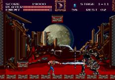Castlevania - Bloodlines Megadrive 054
