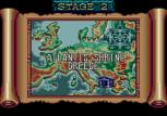 Castlevania - Bloodlines Megadrive 058