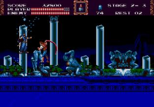 Castlevania - Bloodlines Megadrive 075