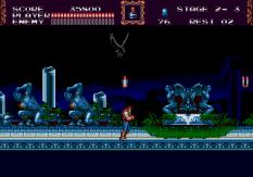 Castlevania - Bloodlines Megadrive 077