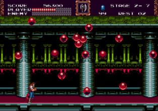 Castlevania - Bloodlines Megadrive 119