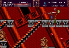Castlevania - Bloodlines Megadrive 131