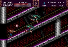 Castlevania - Bloodlines Megadrive 132