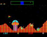 Cosmic Avenger Arcade 02