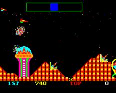 Cosmic Avenger Arcade 11