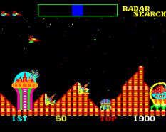 Cosmic Avenger Arcade 22