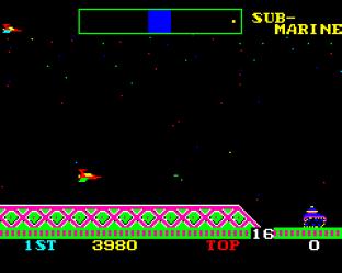 Cosmic Avenger Arcade 31