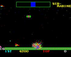 Cosmic Avenger Arcade 32