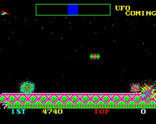 Cosmic Avenger Arcade 34