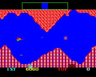 Cosmic Avenger Arcade 42
