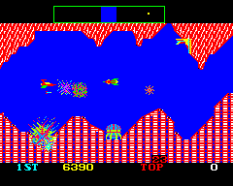 Cosmic Avenger Arcade 43