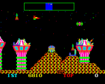 Cosmic Avenger Arcade 48