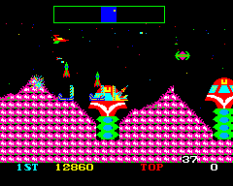 Cosmic Avenger Arcade 66