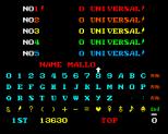 Cosmic Avenger Arcade 71