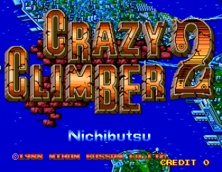 Crazy Climber 2 Arcade 01