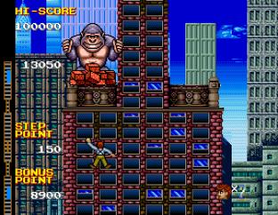 Crazy Climber 2 Arcade 23