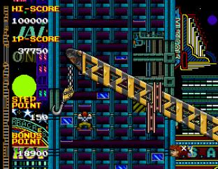 Crazy Climber 2 Arcade 53