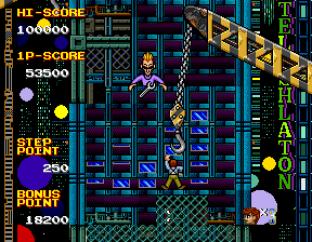 Crazy Climber 2 Arcade 64