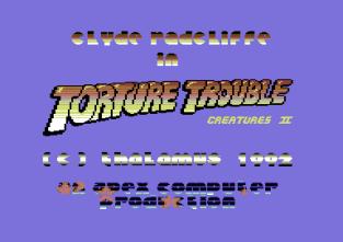 Creatures 2 - Torture Trouble C64 01