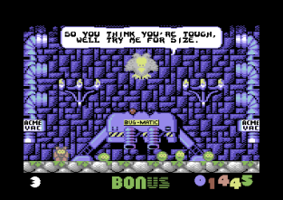 Creatures 2 - Torture Trouble C64 56