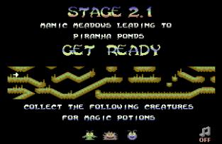 Creatures C64 67