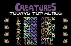 Creatures C64 82