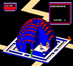Crystal Castles Arcade 23