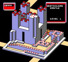 Crystal Castles Arcade 32