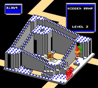 Crystal Castles Arcade 42