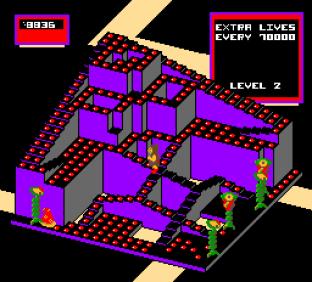 Crystal Castles Arcade 53