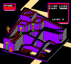 Crystal Castles Arcade 55