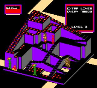 Crystal Castles Arcade 56