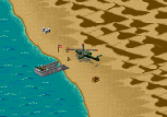 Desert Strike - Return to the Gulf Megadrive 014