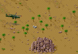 Desert Strike - Return to the Gulf Megadrive 063