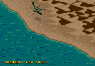 Desert Strike - Return to the Gulf Megadrive 086