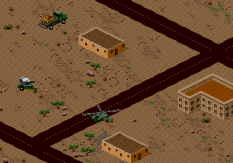Desert Strike - Return to the Gulf Megadrive 087