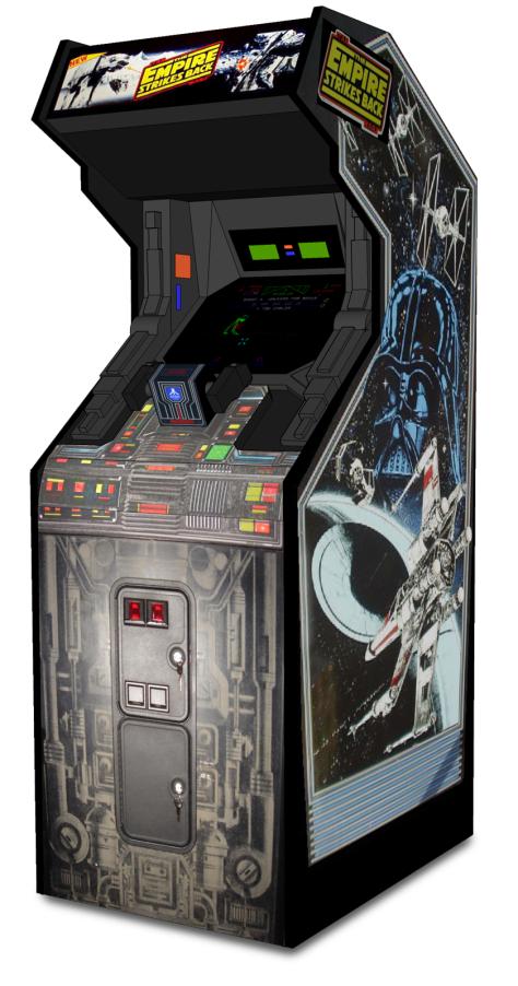 Empire arcade cabinet 1